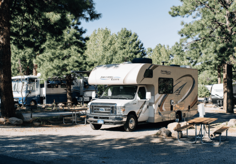 Controlling RV Costs During Economic Setbacks