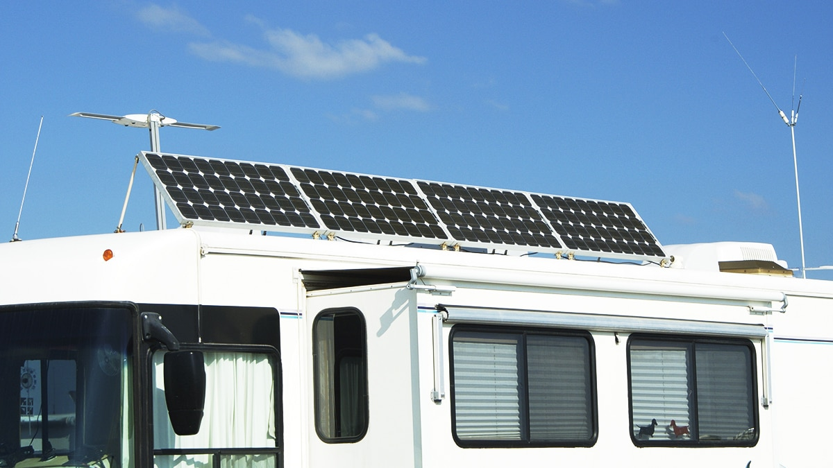 Togo RV Plus members get discounts on solar panels and other related products. Click here to learn more.