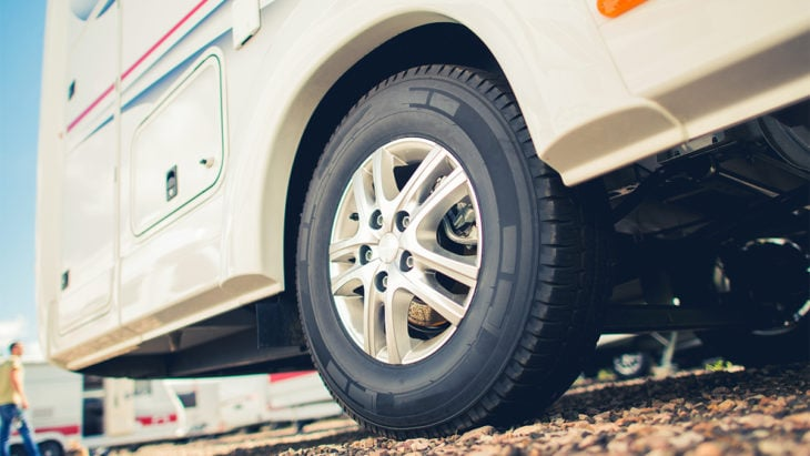 Everything You Need to Know About RV Tires