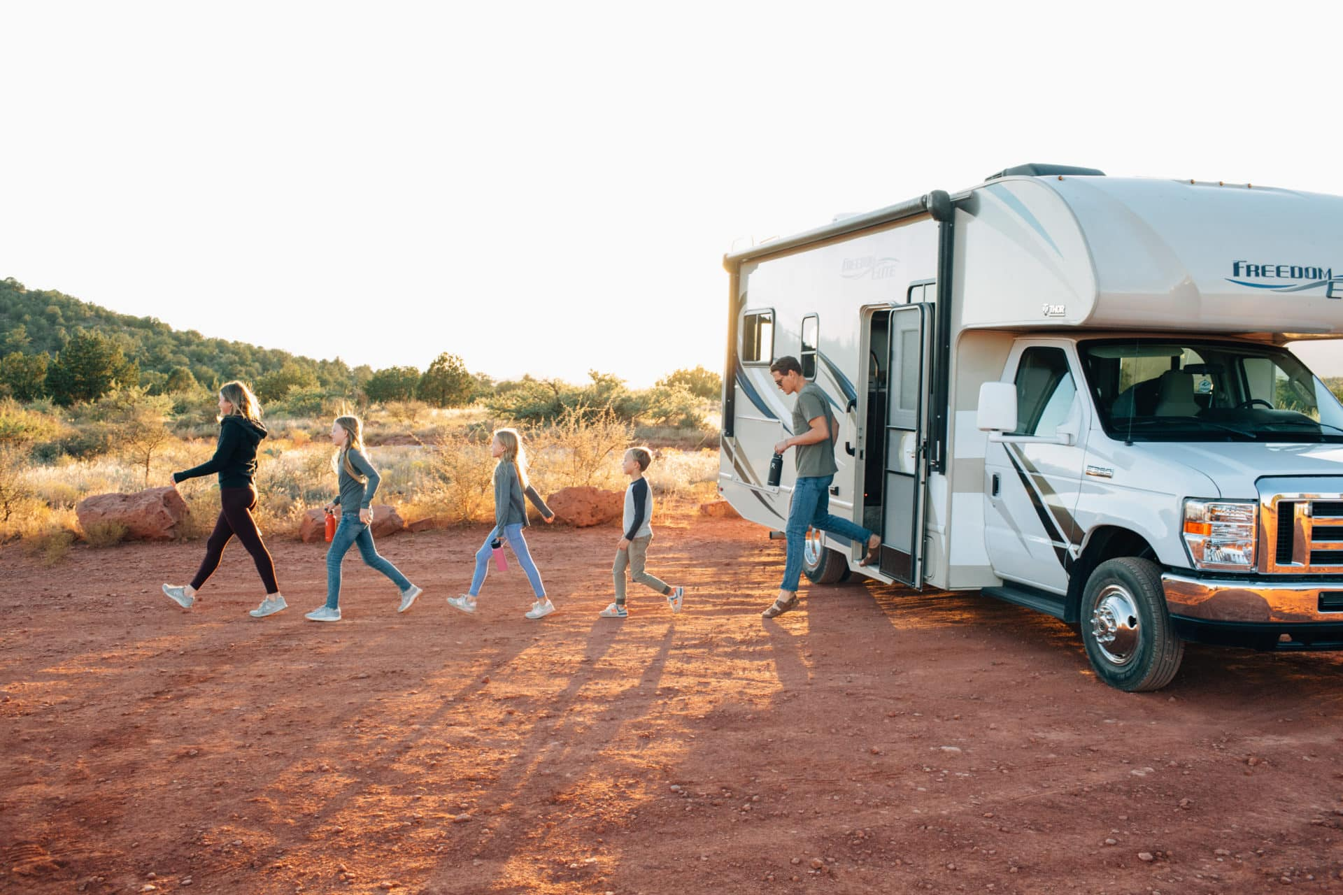 Upgrade your travel plans with Togo RV Plus