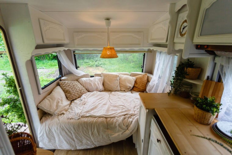 How to Modify, Decorate, and Upgrade Your RV Interior