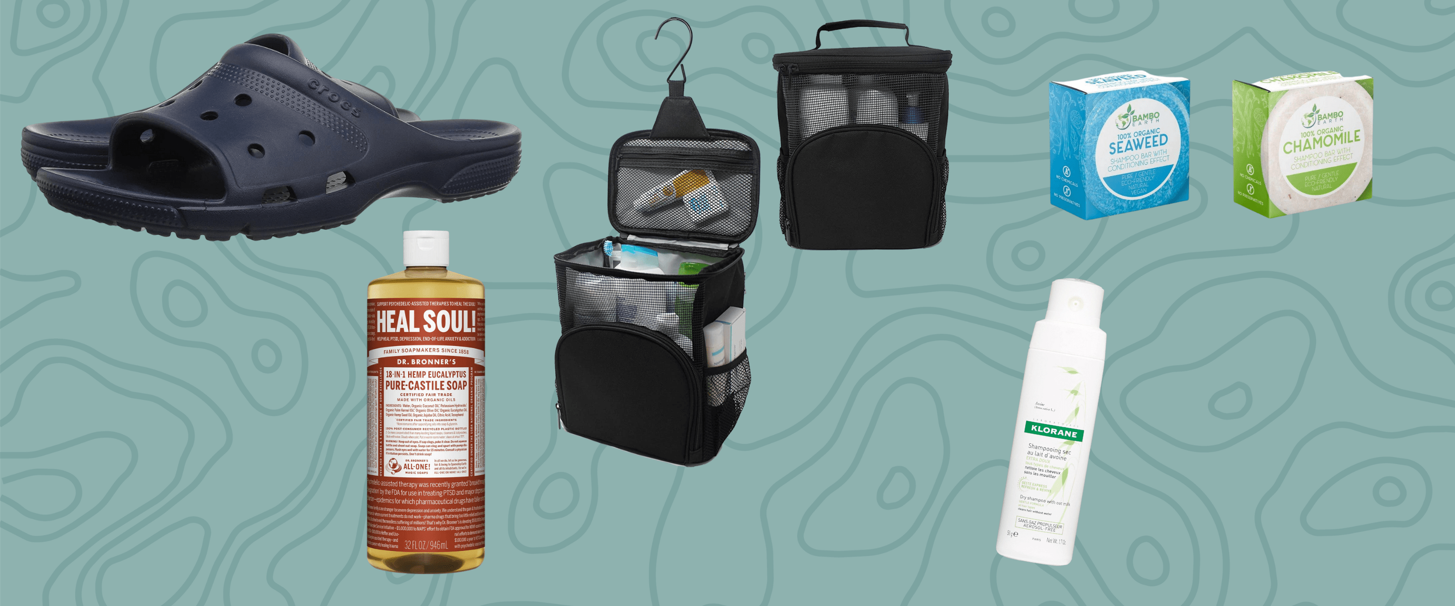 The Best Toiletries for Camping