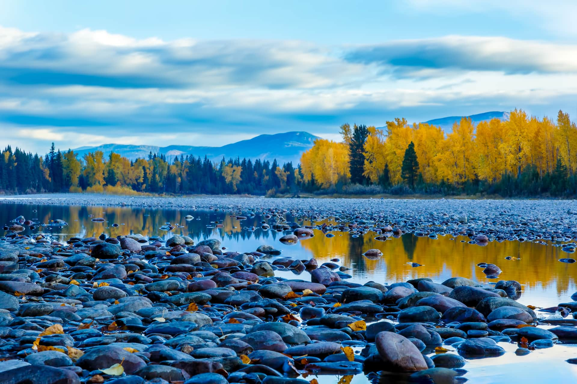The Best RV Campgrounds for Fall