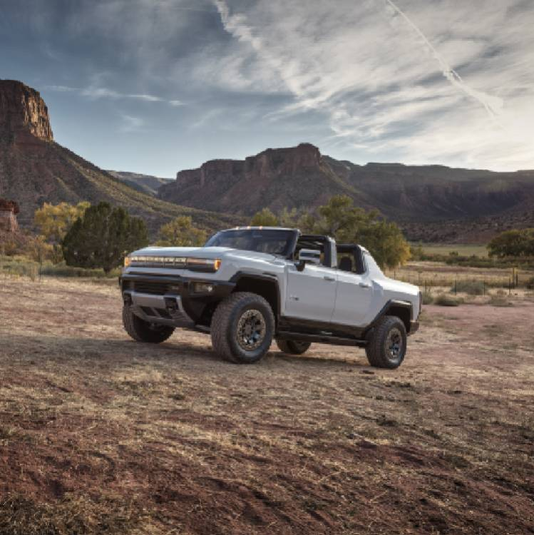 "Get Ready for Hummer's Electric ""Supertruck"""