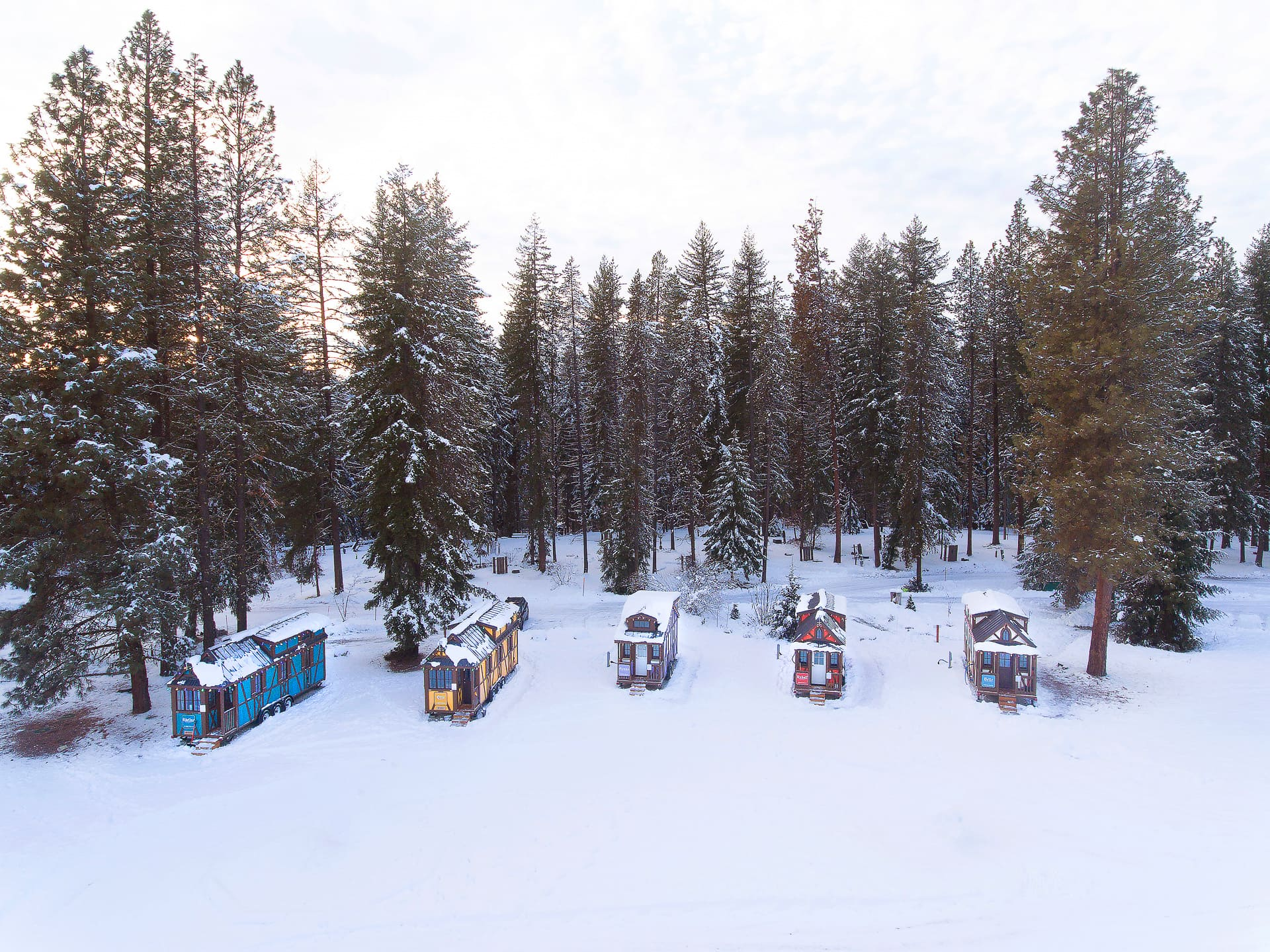 The Best RV Campgrounds for Winter