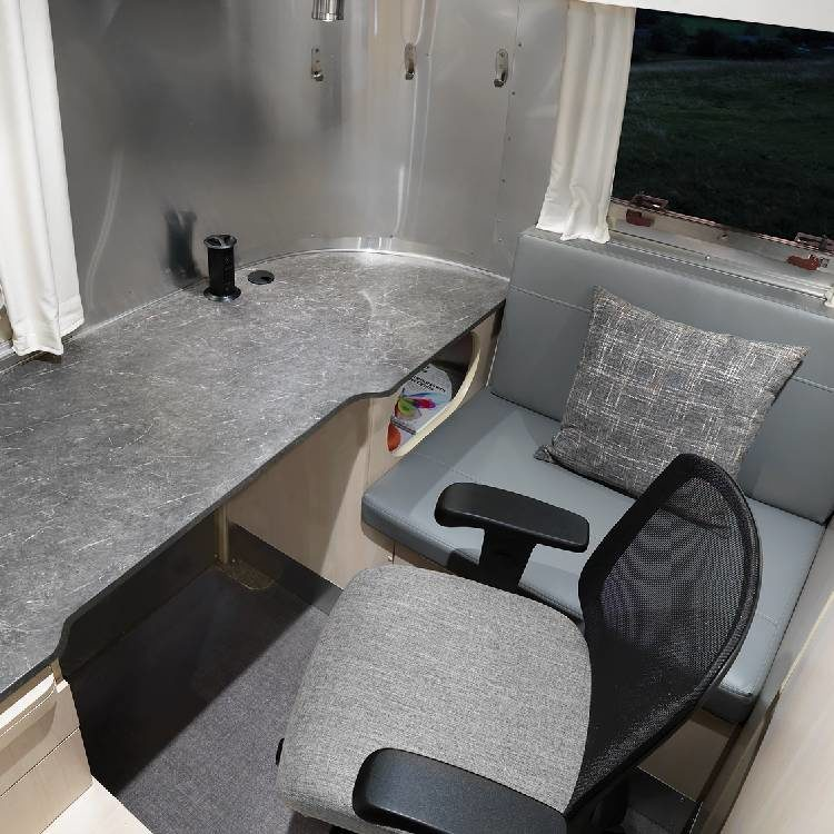 An Upgraded Office on the Road