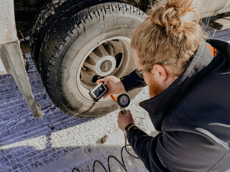 RV Tire Safety Tips to Know