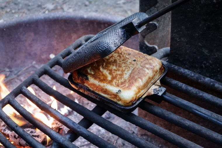 Pie Iron Recipes and Cooking Tips for the Campground